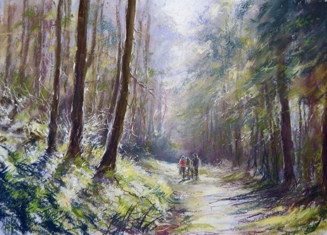 A Walk in the Woods, £495