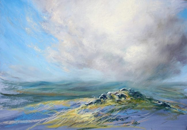 Clouds over the Moor, SOLD