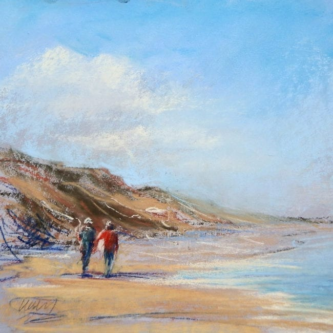 A Walk on the Beach, £145
