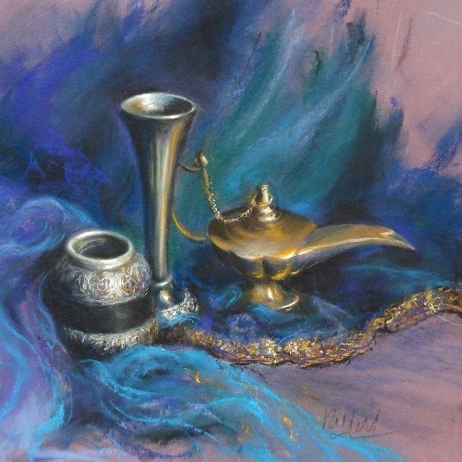 The Magic Lamp, £395