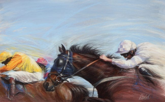 Battle for the Finish, £995
